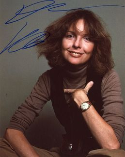 Diane Keaton Signed 8x10 Photo