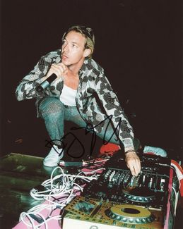 Diplo Signed 8x10 Photo