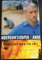 Anderson Cooper Signed Book