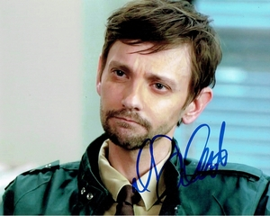 DJ Qualls Signed 8x10 Photo