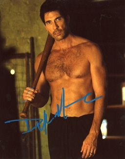 Dylan McDermott Signed 8x10 Photo