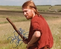 Domhnall Gleeson Signed 8x10 Photo