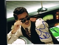 Dominic Cooper Signed 8x10 Photo - Video Proof