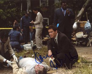 Dominic West Signed 8x10 Photo - Video Proof