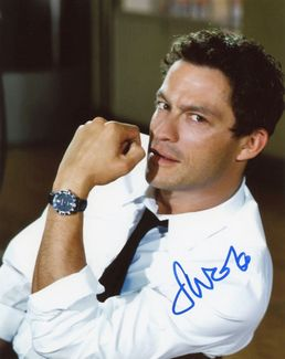 Dominic West Signed 8x10 Photo