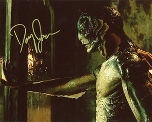 Doug Jones Signed 8x10 Photo