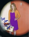 Dreama Walker Signed 8x10 Photo