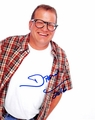 Drew Carey Signed 8x10 Photo