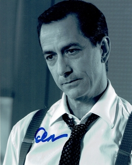 David Strathairn Signed 8x10 Photo