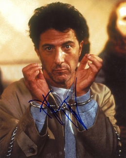 Dustin Hoffman Signed 8x10 Photo