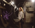 Emily Berrington Signed 8x10 Photo