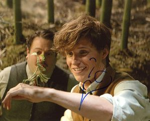 Eddie Redmayne Signed 8x10 Photo