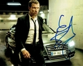 Ed Skrein Signed 8x10 Photo - Video Proof