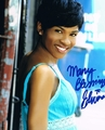 Edwina Findley Signed 8x10 Photo - Video Proof