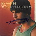 Enrique Iglesias Signed CD Insert