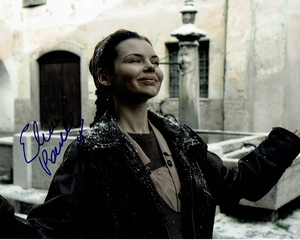 Eline Powell Signed 8x10 Photo