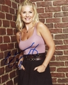 Elisha Cuthbert Signed 8x10 Photo - Video Proof