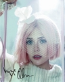 Elizabeth Olsen Signed 8x10 Photo