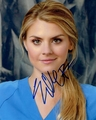 Eliza Coupe Signed 8x10 Photo