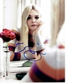 Elle Fanning Signed 8x10 Photo