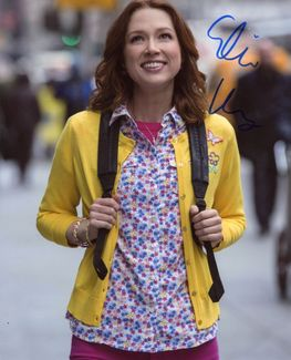 Ellie Kemper Signed 8x10 Photo