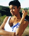 Emayatzy Corinealdi Signed 8x10 Photo - Video Proof