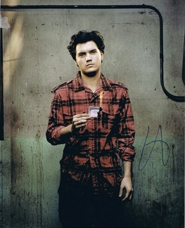 Emile Hirsch Signed 8x10 Photo - Video Proof
