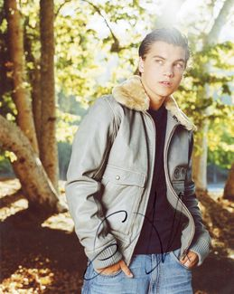 Emile Hirsch Signed 8x10 Photo