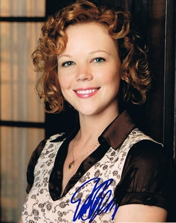 Emily Bergl Signed 8x10 Photo - Video Proof