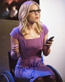Emily Bett Rickards Signed 8x10 Photo - Video Proof