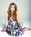 Emma Roberts Signed 8x10 Photo - Video Proof