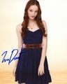 Emma Dumont Signed 8x10 Photo - Video Proof