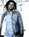 Emmanuel Jal Signed 8x10 Photo