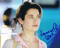 Emmanuelle Devos Signed 8x10 Photo - Video Proof