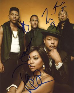 Empire Signed 8x10 Photo