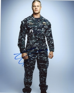 Eric Dane Signed 8x10 Photo