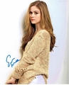Erin Moriarty Signed 8x10 Photo