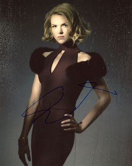 Erin Richards Signed 8x10 Photo