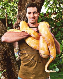 Dr. Evan Antin Signed 8x10 Photo