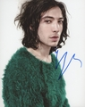 Ezra Miller Signed 8x10 Photo - Video Proof