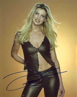 Faith Hill Signed 8x10 Photo