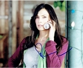 Famke Janssen Signed 8x10 Photo