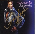 Fantasia Signed CD Booklet