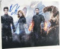 Fantastic Four Signed 11x14 Photo - Video Proof