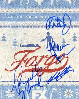 Fargo Signed 8x10 Photo - Video Proof