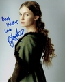 Faye Marsay Signed 8x10 Photo - Video Proof