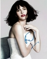 Felicity Jones Signed 8x10 Photo