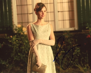 Felicity Jones Signed 8x10 Photo - Video Proof
