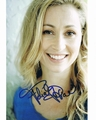 Felicity Price Signed 8x10 Photo - Video Proof