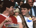 Matthew Broderick & Alan Ruck Signed 8x10 Photo - Video Proof